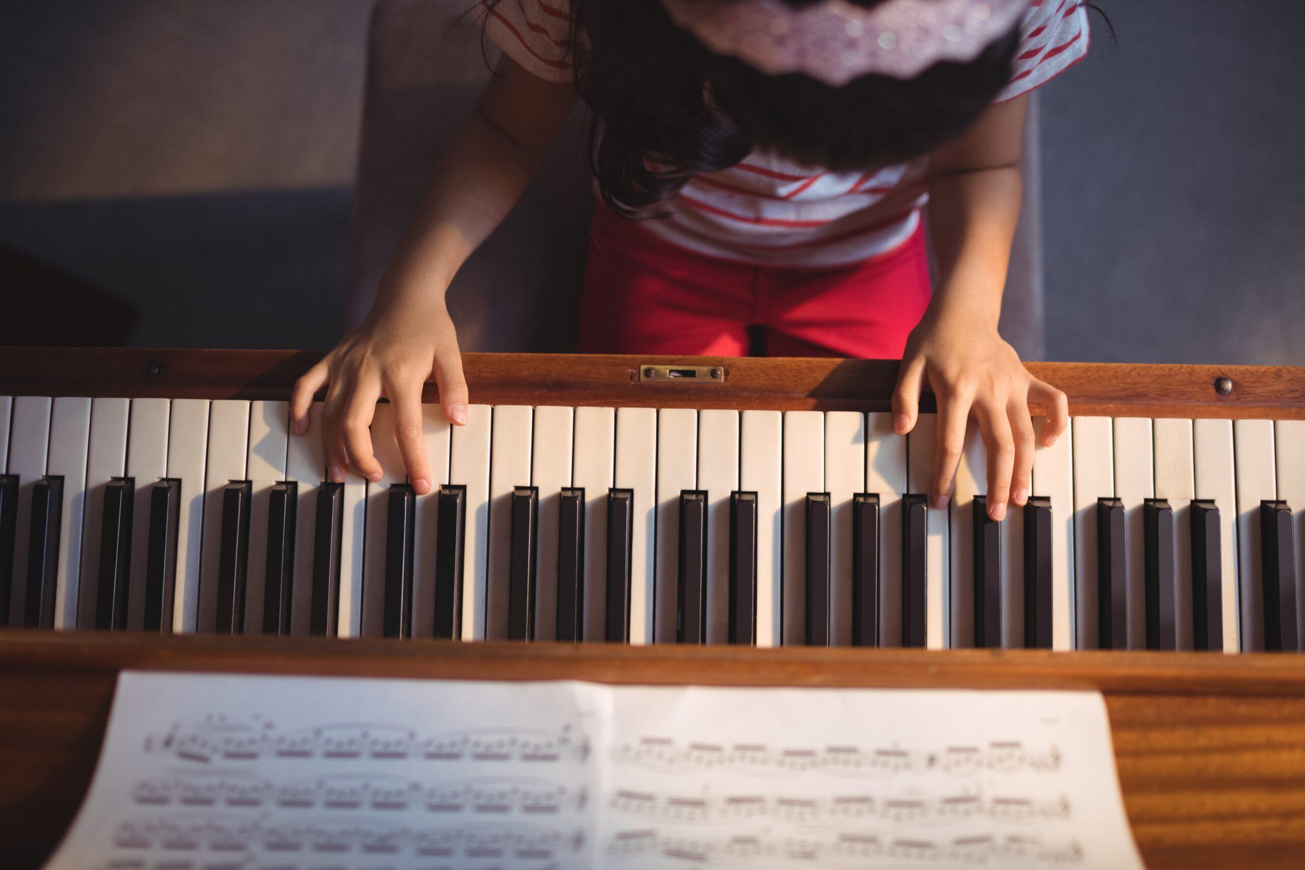 Lo sviluppo della musicalità